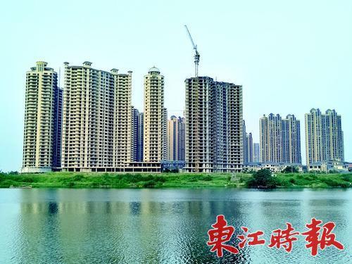 """惠城13个问题楼盘""""一楼一策""""专项处置,2楼盘主要问题已解决"""