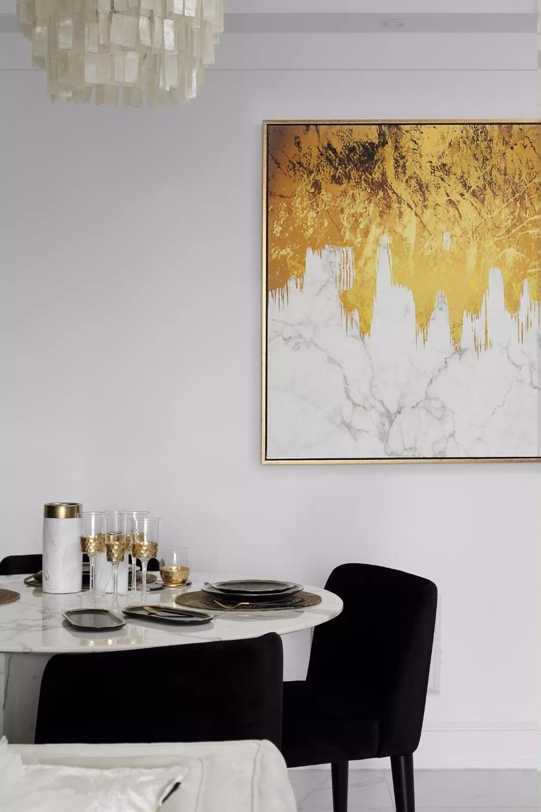 打造高级感的家,低调而奢华,你需要黄铜元素! 高级感 黄铜元素 第21张