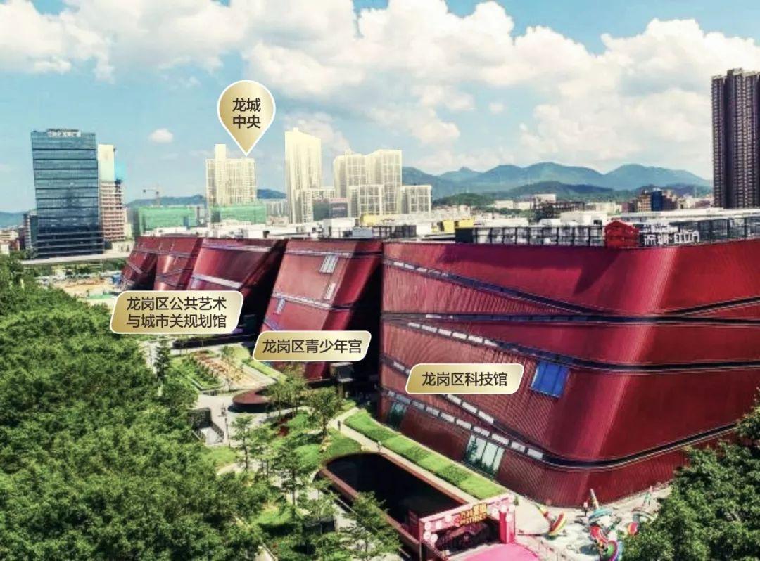 深港国际中心,未来中国第一高楼无可比拟的集聚效应!