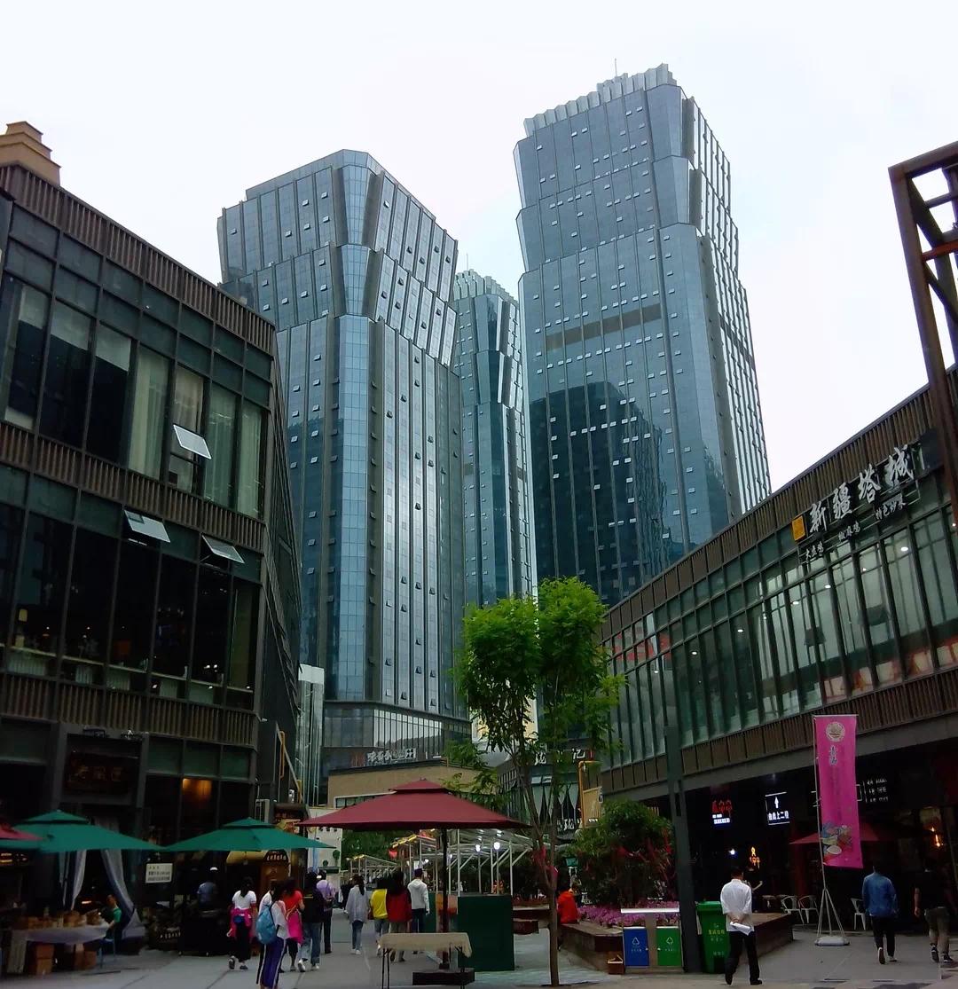 西寧最新城市地標性建筑個個高顏值!一起來看看