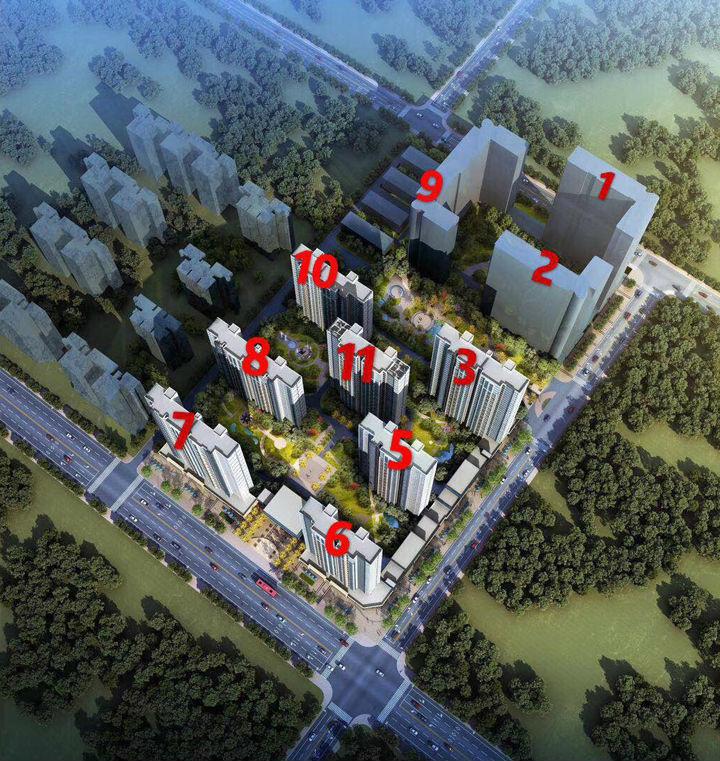 禧悦湾推出银滩板式墅级质感6米挑高复式现房 均价8800元/