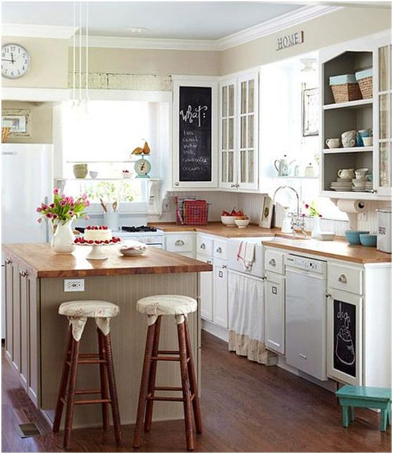 厨房怎么装修实用又实惠?这样改造视觉效果还很棒