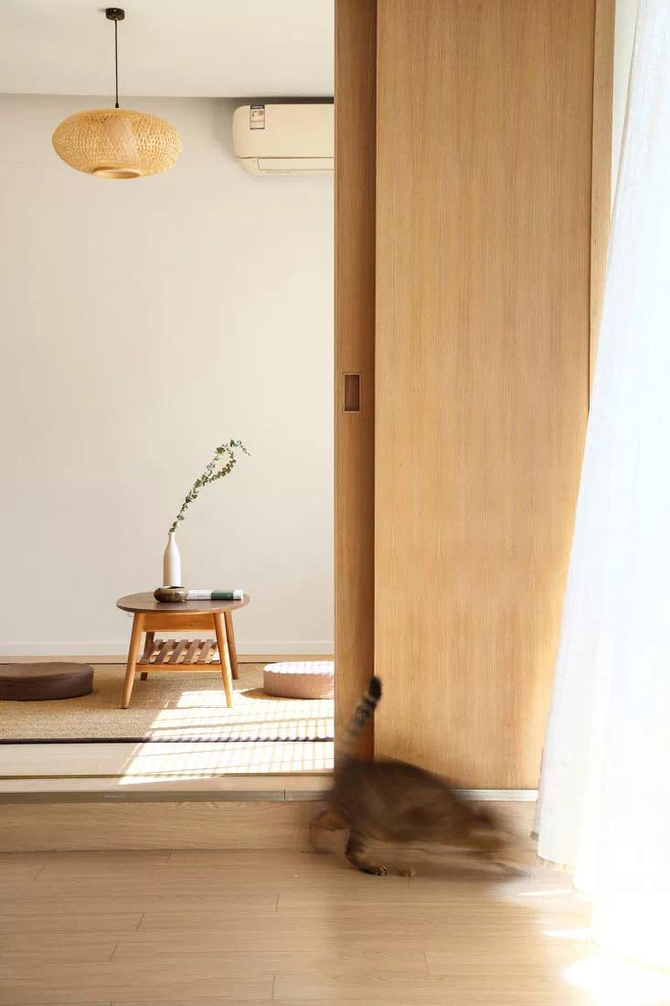 自然、舒适、简约、实用,把住宅做到了极致的日式风格 日式 软装 第19张