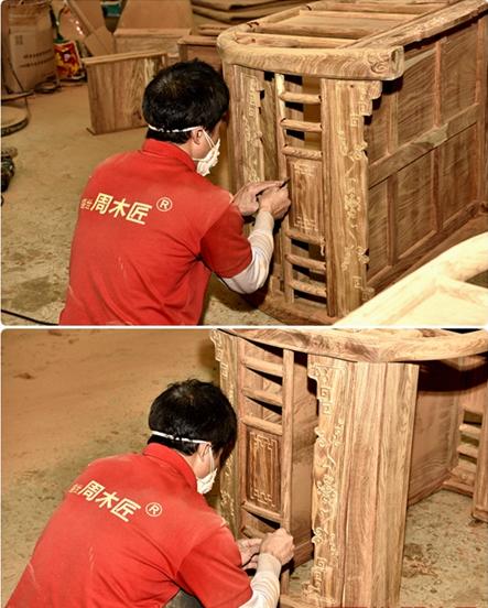 盛世周木匠:传统工艺与现代化生产的结合