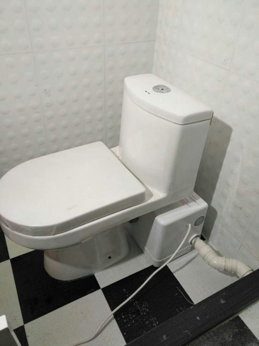 廁所污水提升機的選擇方法
