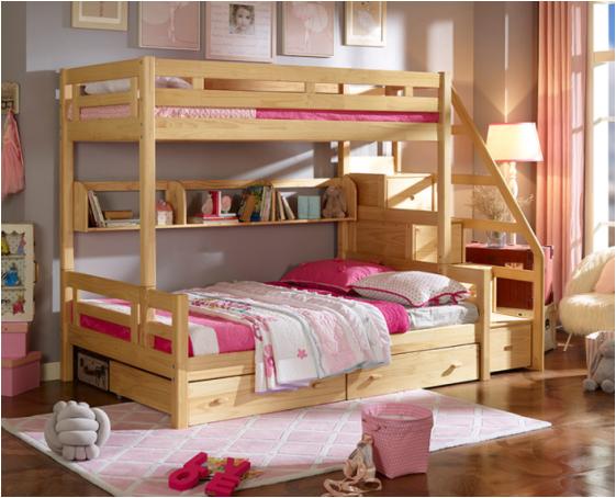 二胎时代萌娃当道, 喜梦宝教你如何搭配儿童房