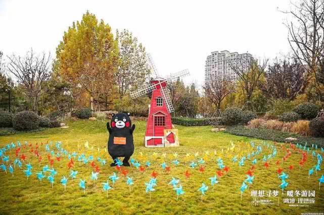 廊坊鸿坤理想城:打造低密度湖系生态住宅