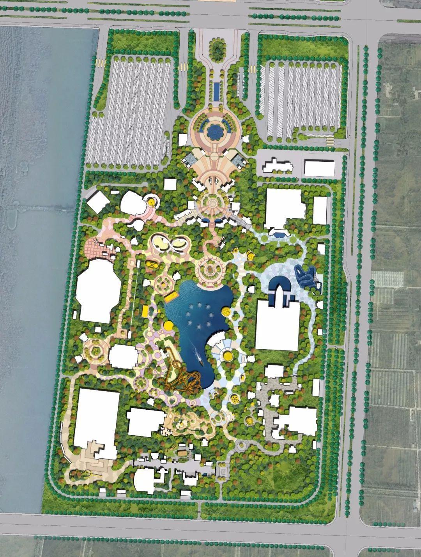 重磅!方特项目签约落户济宁太白湖新区 总投资45亿元