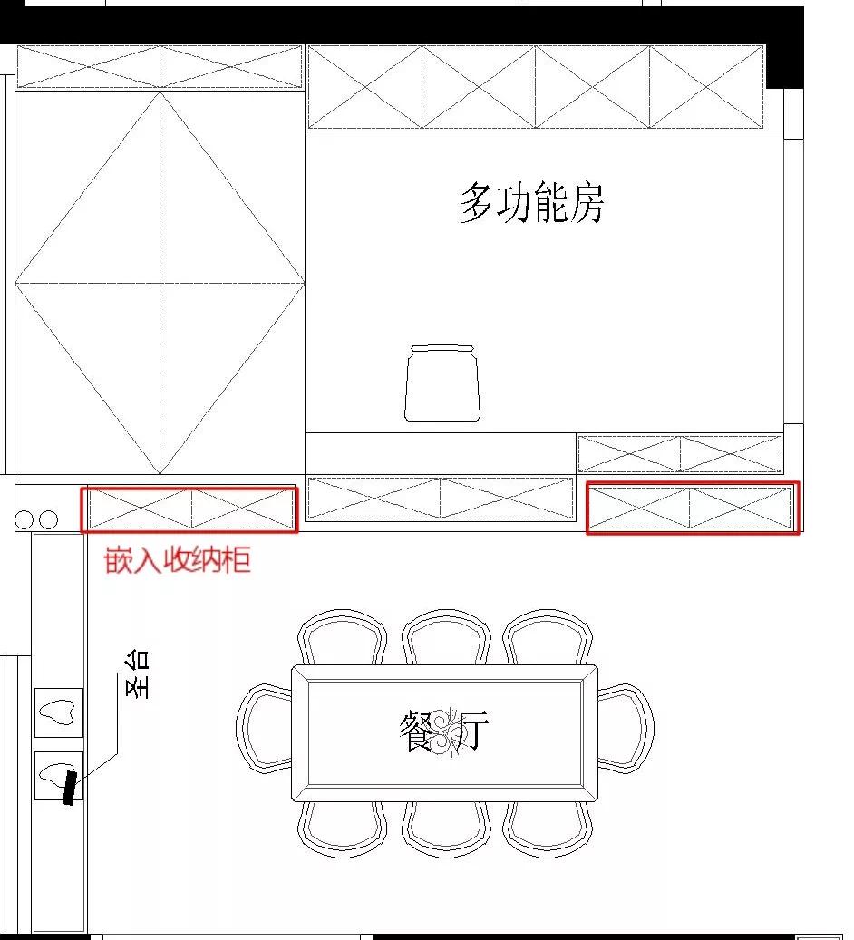 異型過道加上一扇窗,一路走到底都是陽光 裝修 異型過道 第12張