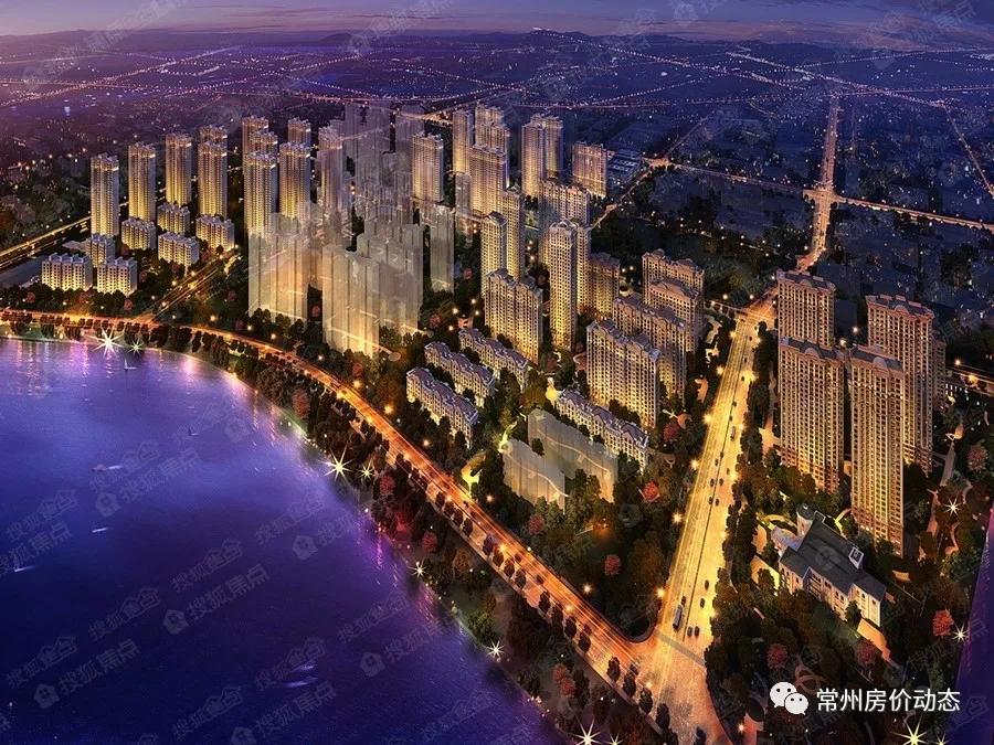 退出常州?不存在的! 华润经开区项目拟建24栋小高层/高层