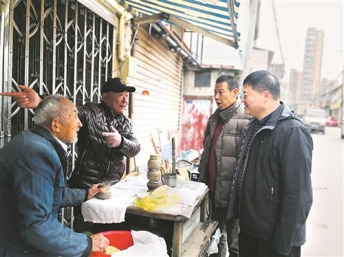 """勇于担当砥砺行——""""一江两岸""""葭沚片区征迁记之二"""