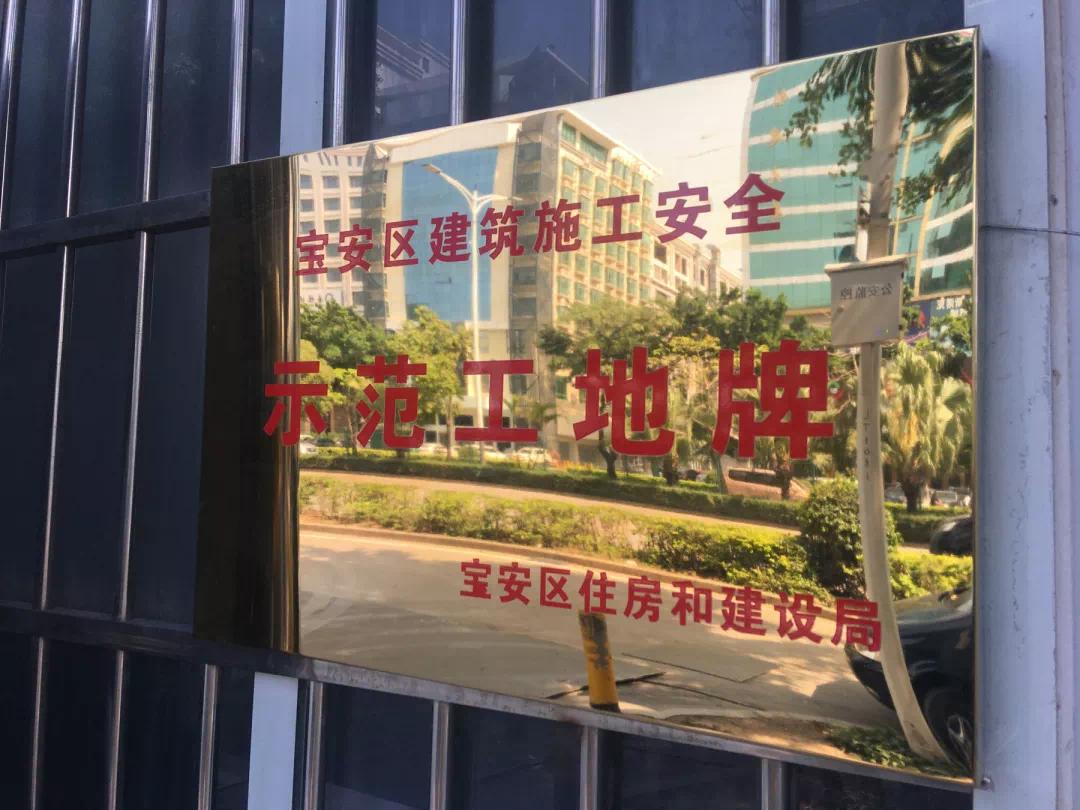 宝安区城市建设品质提升启动仪式活动在凤凰天誉顺利举行