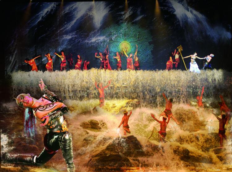 近五十城集中开启欢乐模式 文化艺术赋能华侨城大发展