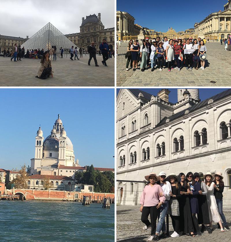 金鸿盛欧洲文化游:观世界,赢未来