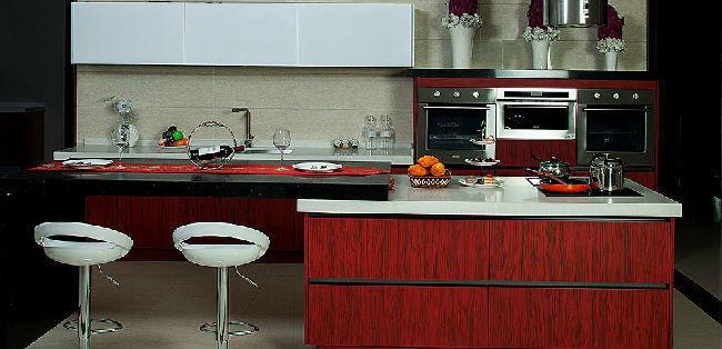 不锈钢橱柜设计小技巧,让生活更随心