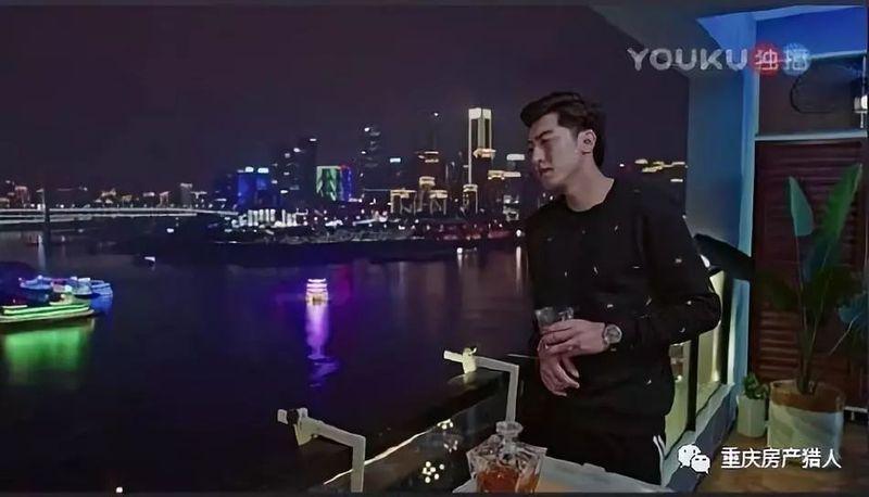 一部網劇讓我看到了重慶城市豪宅的未來!