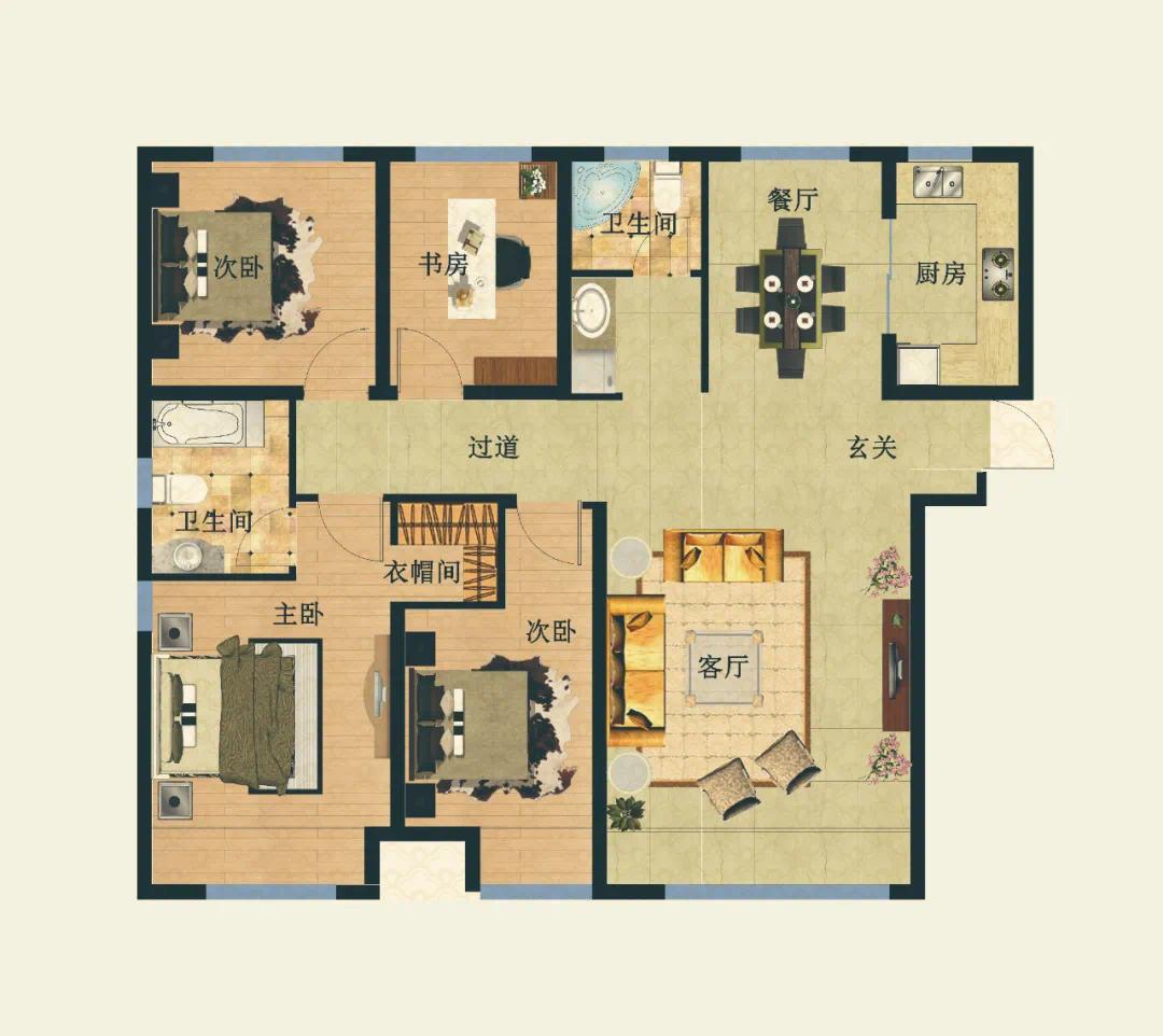 买房逻辑很简单:买的起 住的上 卖的好!大庆站插图(6)