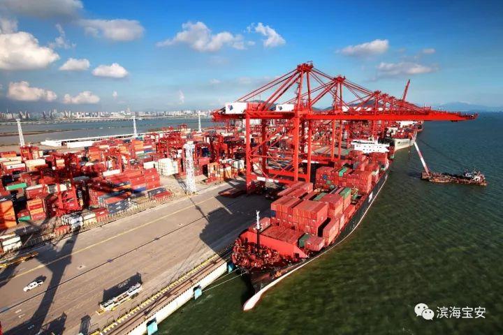 深圳临海最近的宝安中心,将要建十里空中长廊!