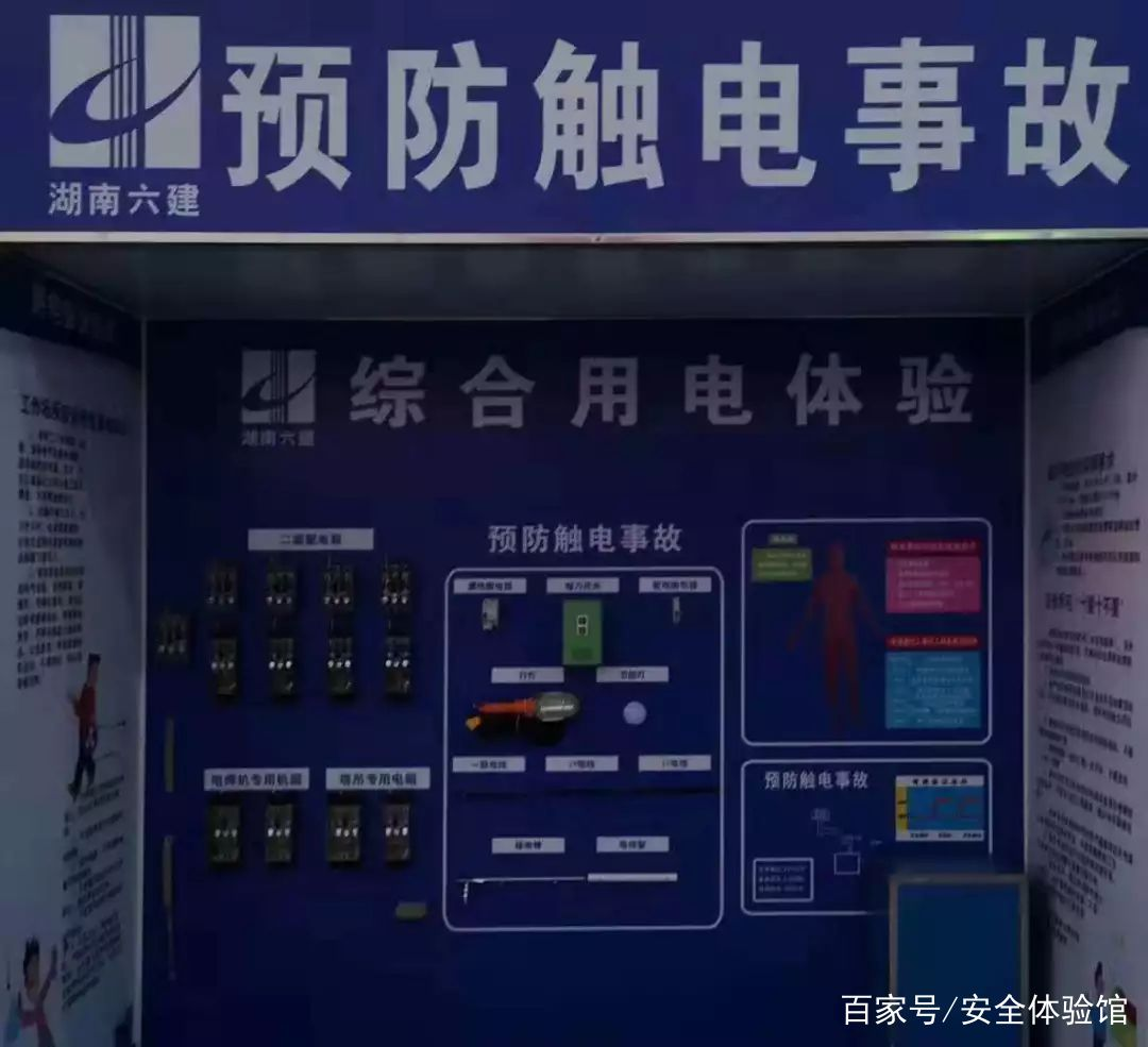湖南省第六工程有限公司鹽城工地安全標準化體驗區收工