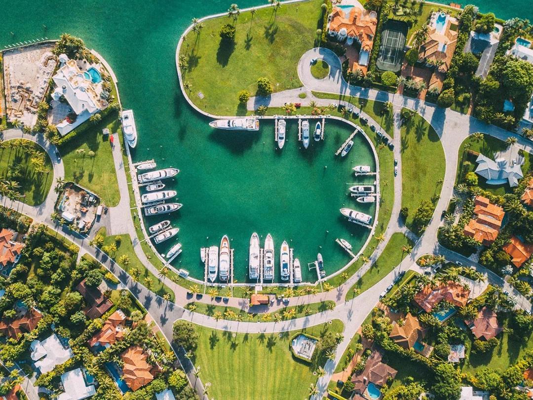 迷人性感的迈阿密,原来还是全美第二大金融中心?