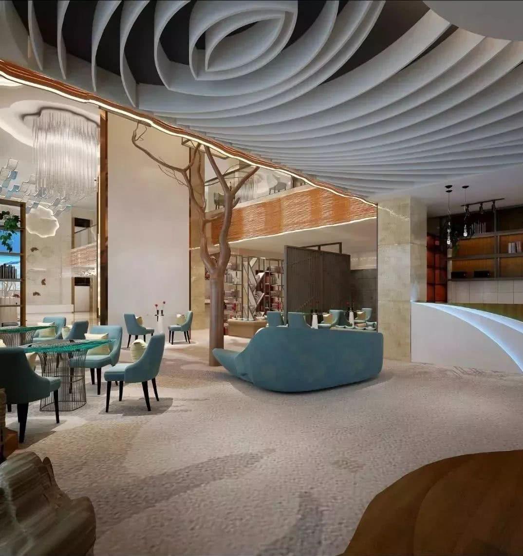 上善若水,舒適從容——保集半島酒店設計案例
