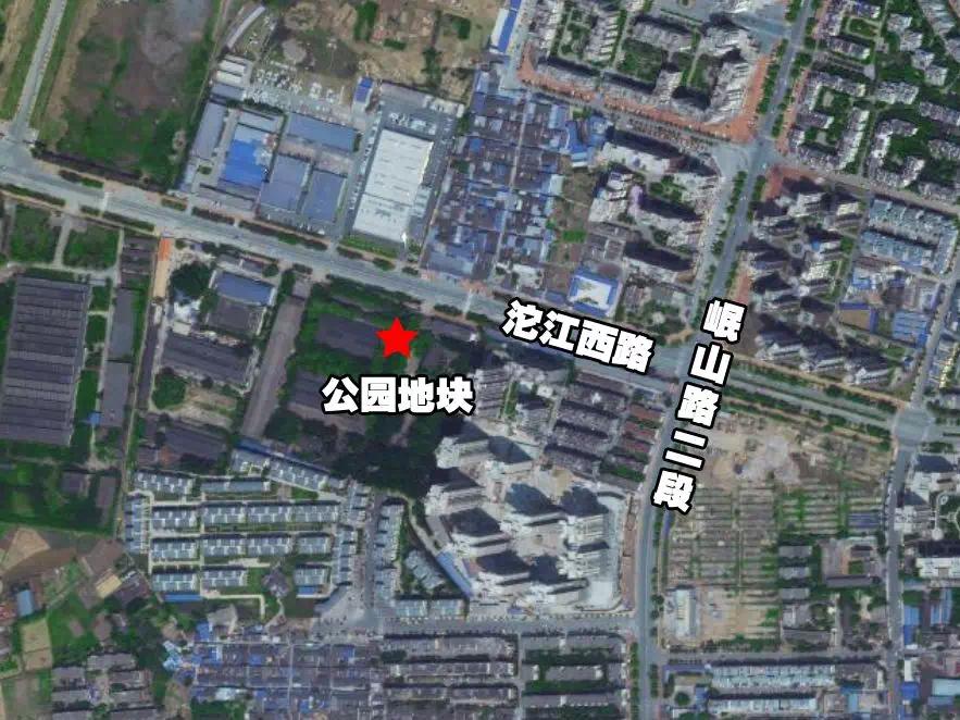 德阳城南又新添4200㎡配套公园 ,住中迪国际要享福了