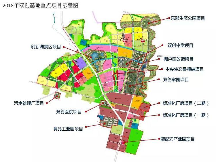 重磅!渭南南塬新区规划出炉,包含三张、阎村...打造科技新城