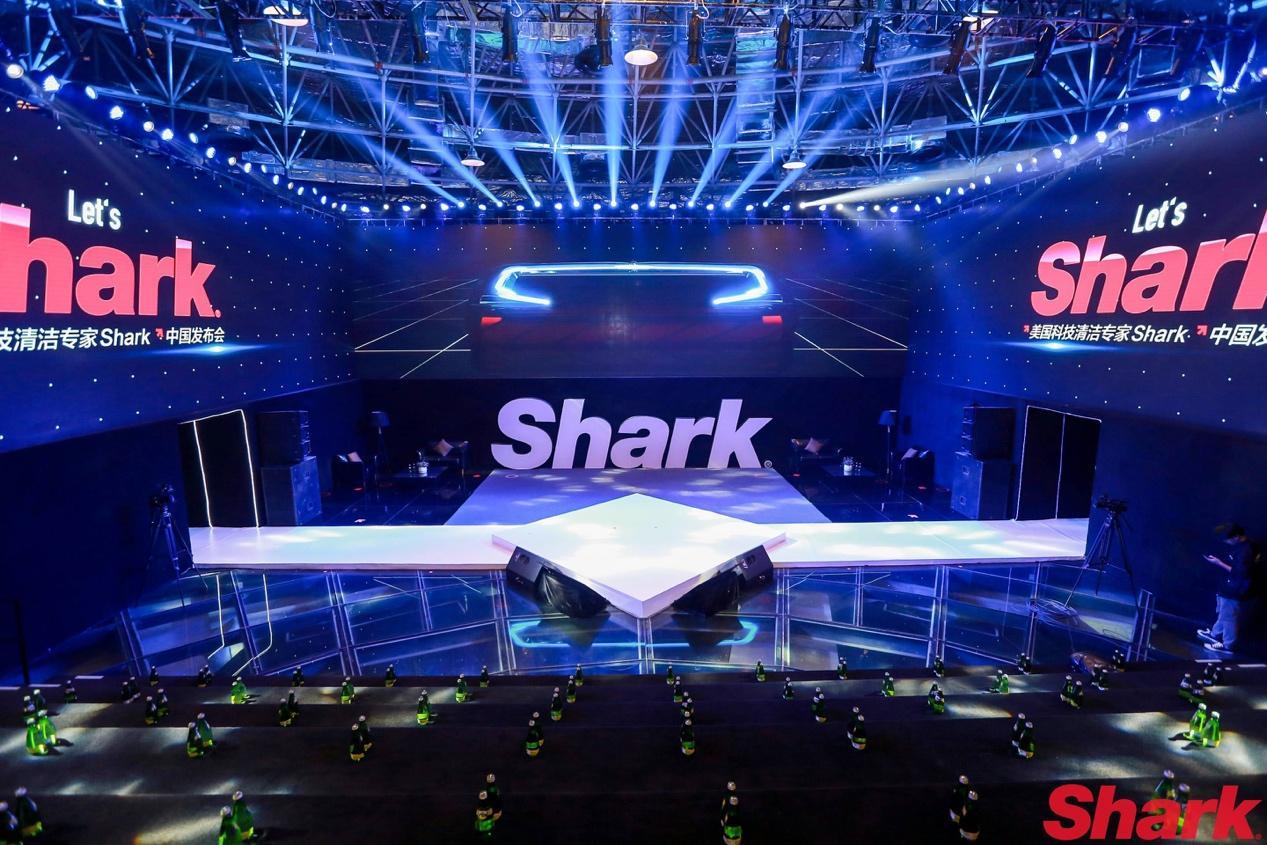 从美国到中国,全美销量第一品牌Shark鲨客以用户体验为核心