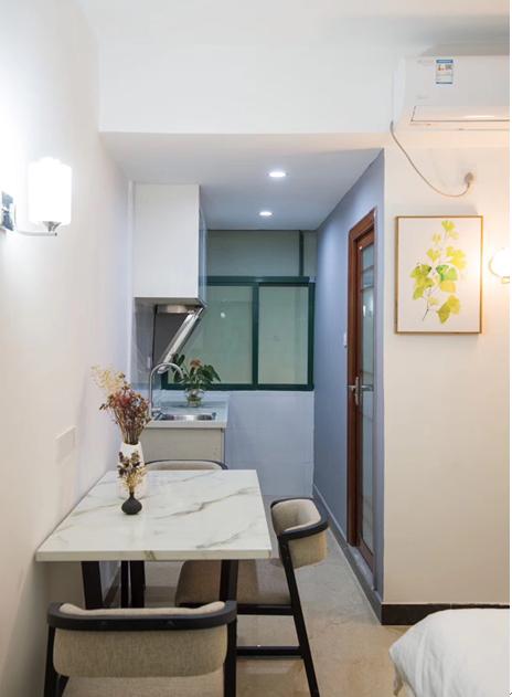 深圳北站繁花公寓,酒店式公寓,拎包入住