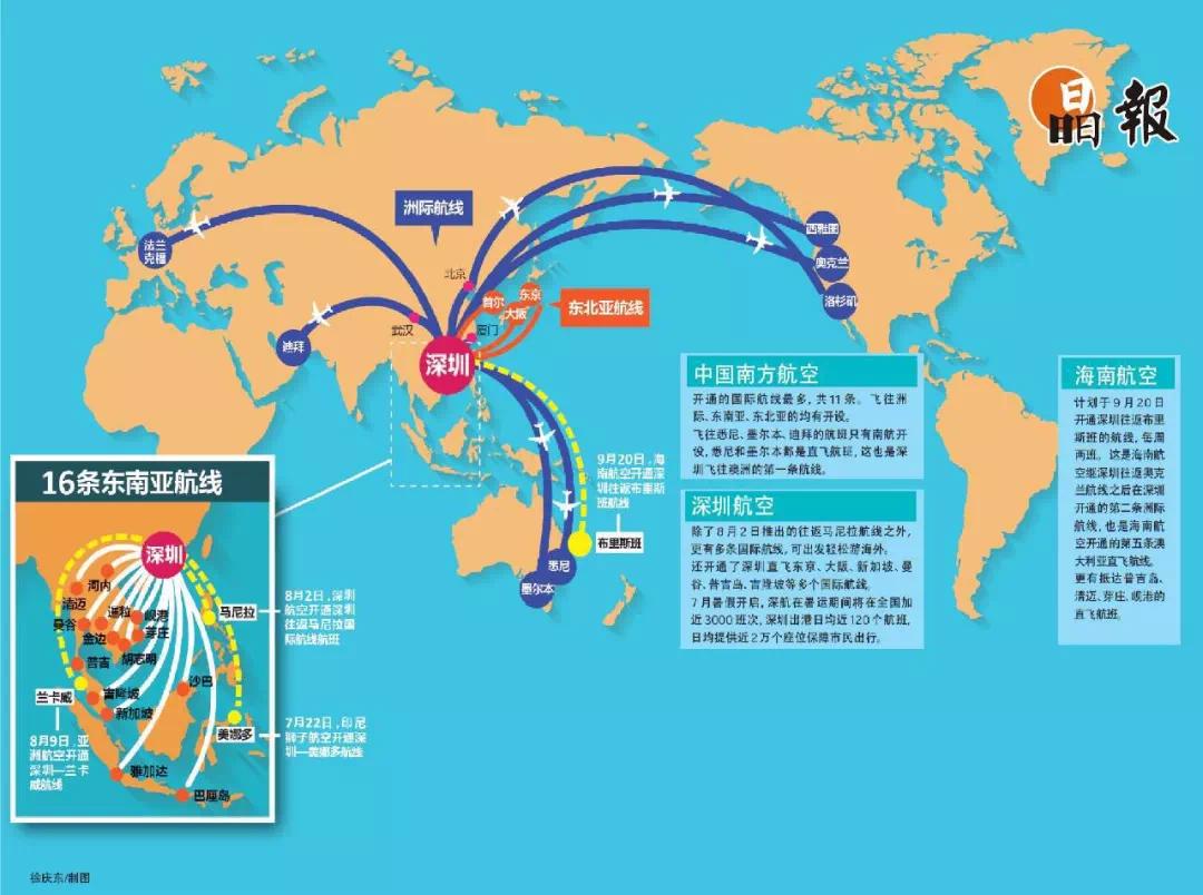 超赞!宝安国际机场将升级大变身