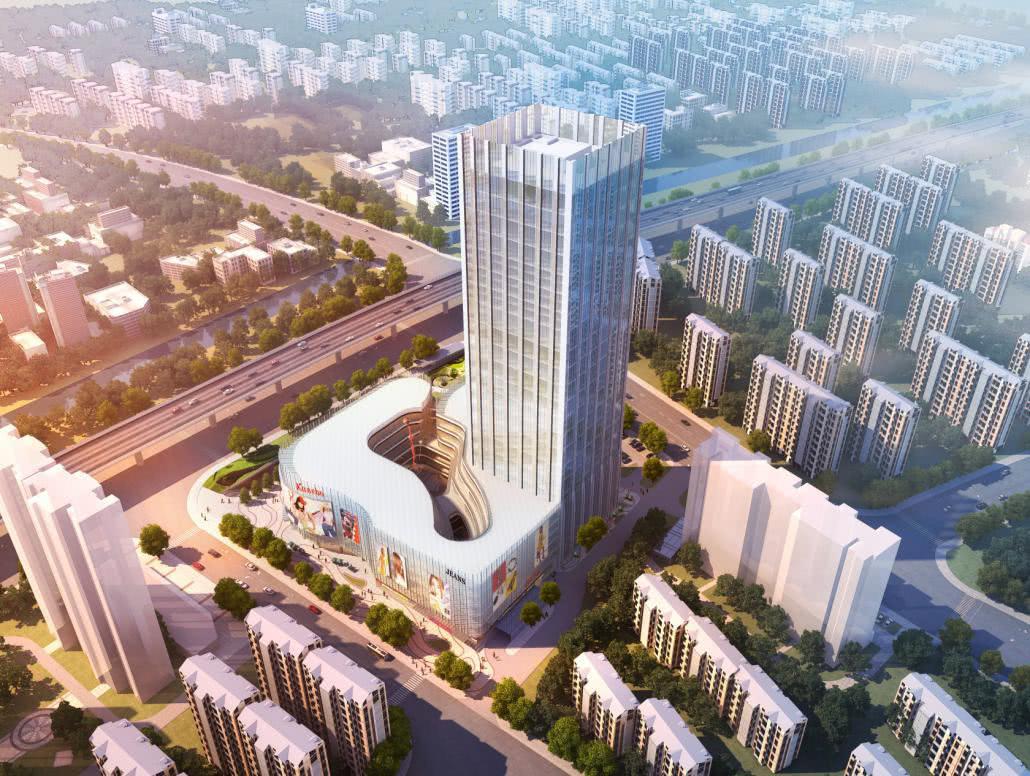 恒大誉府:商圈之上,再造一座繁华大城