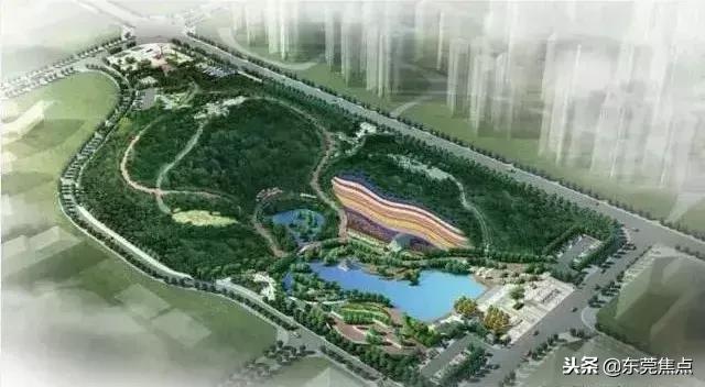 """在家门口赏""""百花""""!南城这个新建的公园明年开放,记得打卡!"""