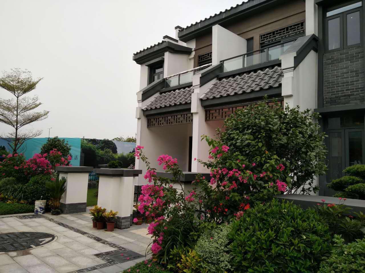 恒大江湾·花园双拼墅,成功人士的选择