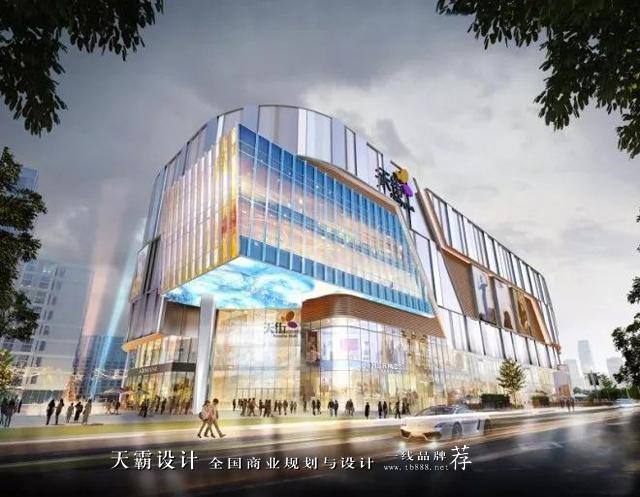 龍湖 • 杭州西溪天街等三座天街的差異化空間設計故事