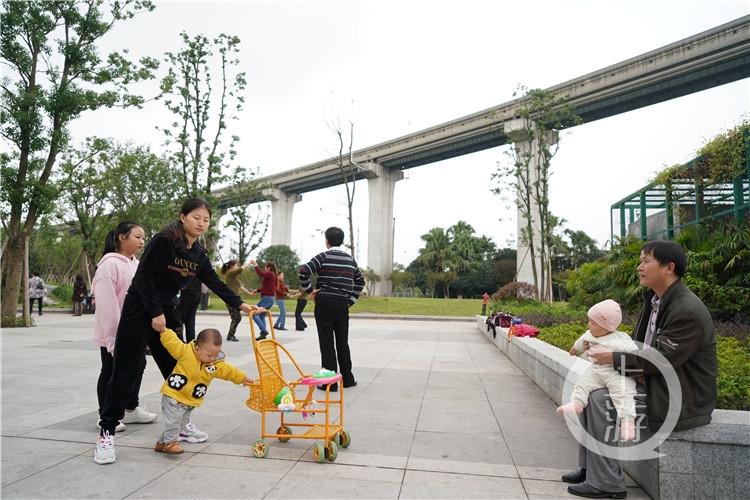 今年渝北区新改建公园10个,来看看是哪些?