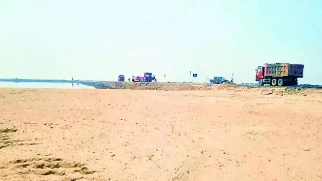 """沧州人未来好去处 全国最大""""人造金沙滩""""预计明年暑期建成开放"""