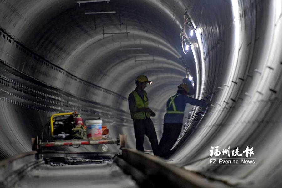 """地鐵2號線22個站點完成主體結構施工 陸續""""駛入""""裝修修時間"""