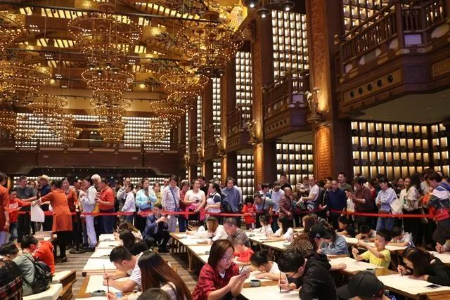 """尼山圣境成""""网红""""景点,前4天入园游客突破4万人"""