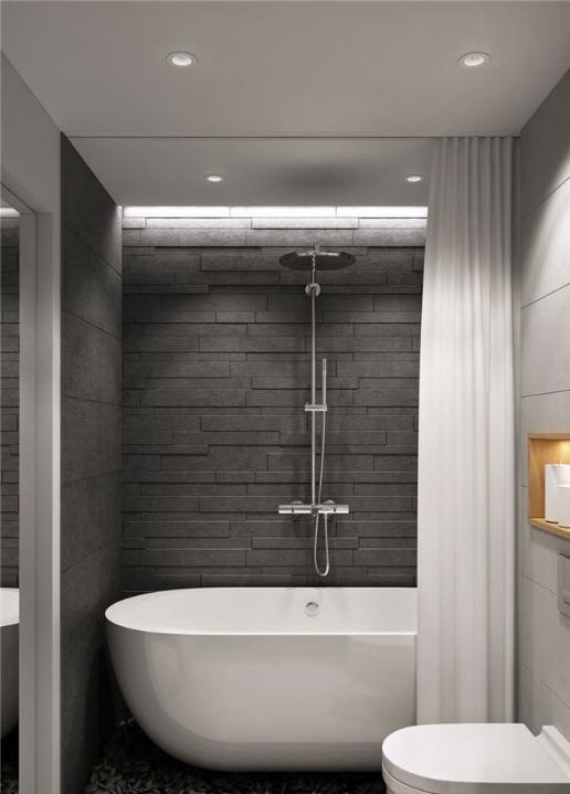 成都3㎡的厕所居然能塞下浴缸,邻居排队去参观