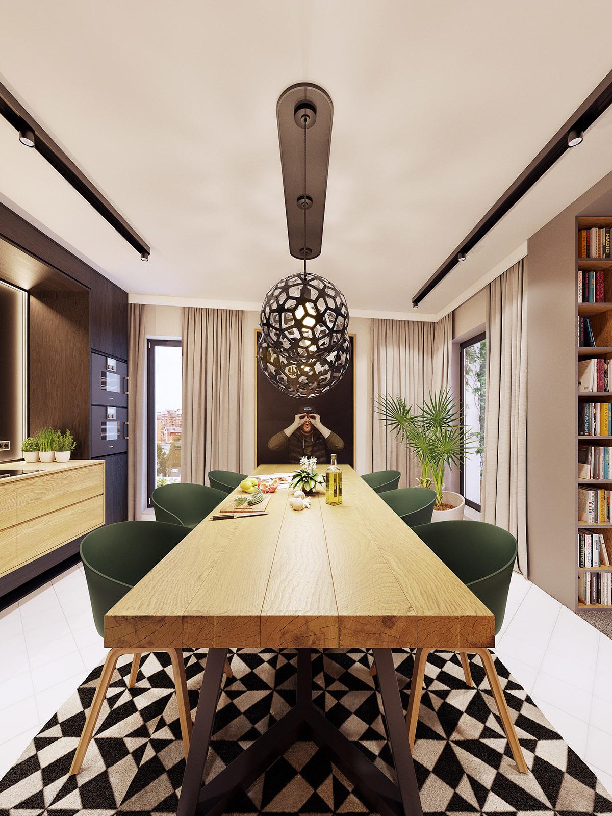 家居软装颜色搭配,协调让空间更舒适