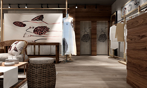 谷度女装主打亚麻服装品牌 为中国亚麻加盟发展奠定基础