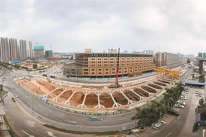深圳在建14条地铁线,8条拟对接东莞惠州
