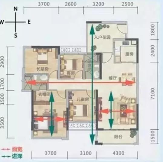 《【摩登3网上平台】采光不只靠户型!4个技巧让小黑屋也能变阳光房!》