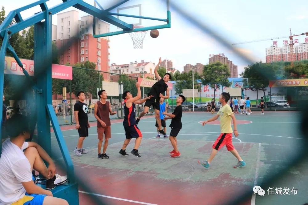 任城区实现8分钟健身圈,农村全民健身设施全覆盖