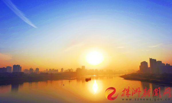 特护期 株洲市空气优良天数多于长沙、湘潭