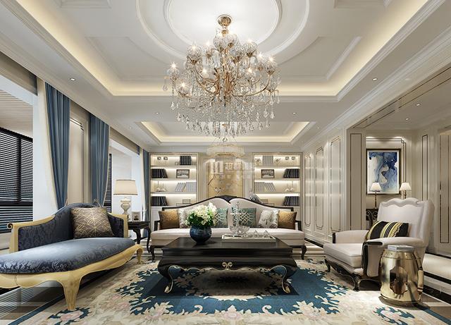 新古典主义别墅设计,让家居更有范