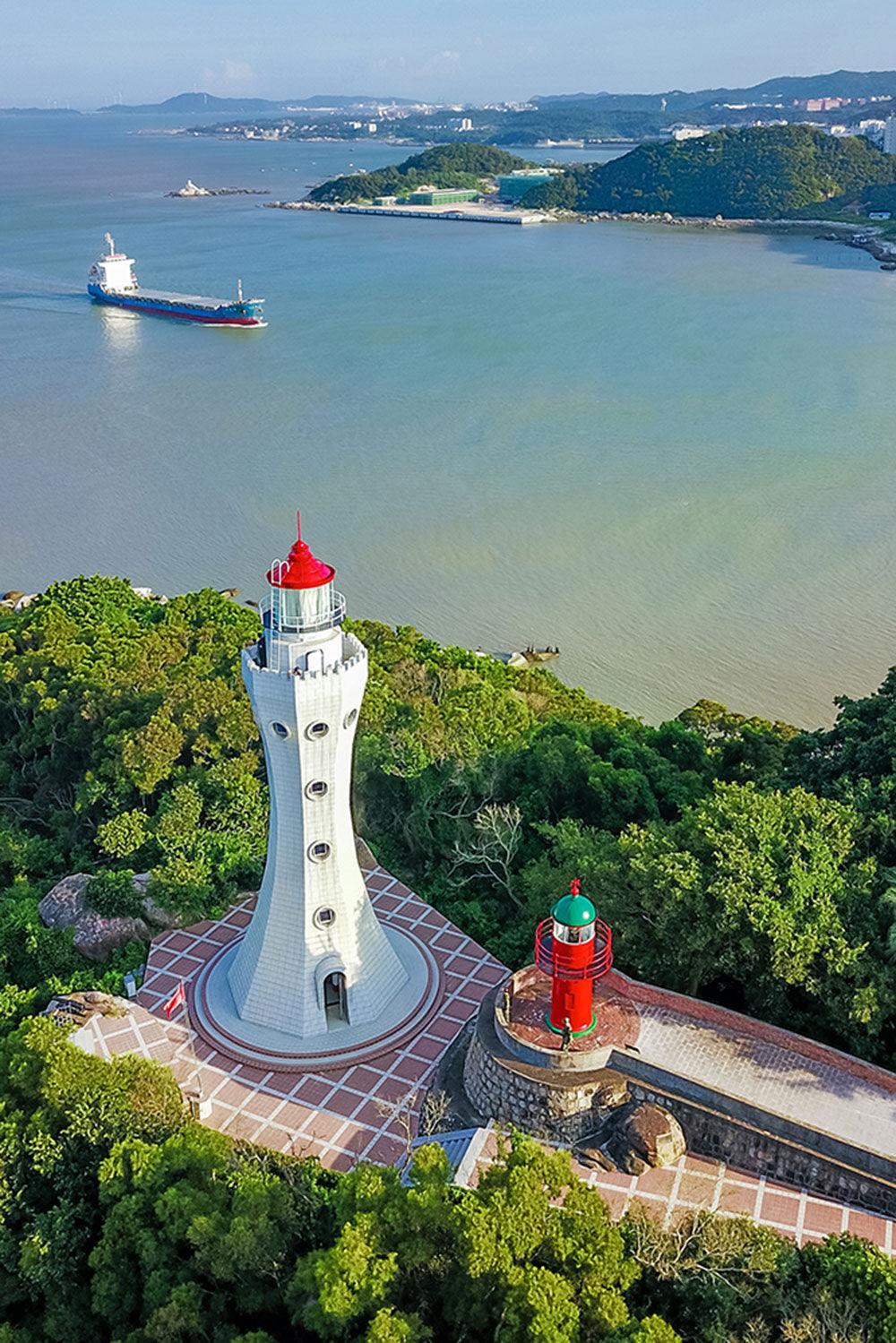 見證40年,海量震撼圖說汕頭港變遷