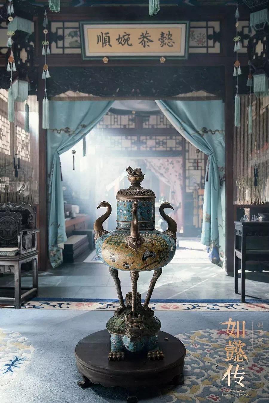 从《延禧攻略》到《如懿传》,中式美配色才是真正的赢家!