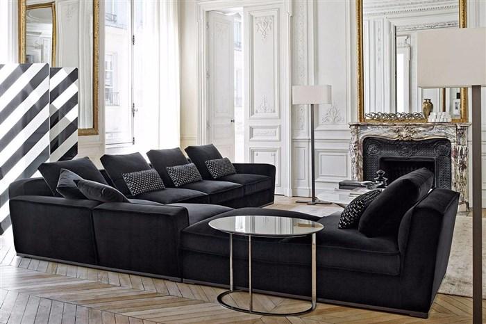 ROBERTO CAVALLI沙发品牌演绎着时尚界的经典传奇