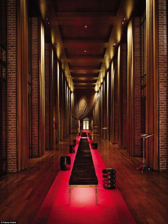 奢华有特色!盘点13家世界著名酒店大堂风采